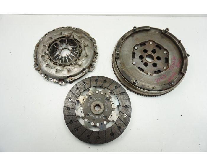 Zweimassenschwungrad Kupplung LUK Peugeot 0532X5 Citroen 1.6 HDI 0532T4