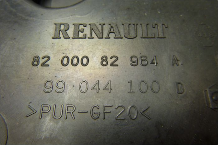 Gebrauchte Renault Master III (JDNDPD) 2.5 dCi 16V 100